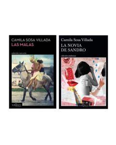 PACK CAMILA SOSA/ LAS MALAS- LA NOVIA DE SANDRO