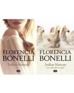 PACK INDIAS BLANCAS FLORENCIA BONELLI