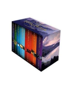 HARRY POTTER THE COMPLETE COLLECTION BOX SET X 7