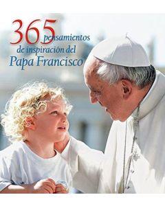 365 PENSAMIENTOS DE INSPIRACION DEL PAPA FRANCISCO