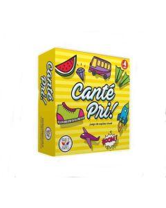 CANTE PRI