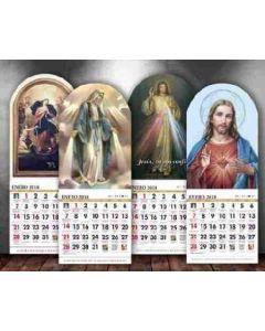 CALENDARIO RELIGIOSO 2020 TAPAS VARIAS