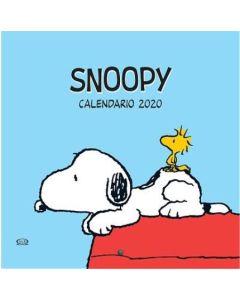 CALENDARIO SNOOPY 2020