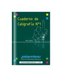 CUADERNO DE CALIGRAFIA Nº1 NIVEL INICIAL PLANTEC