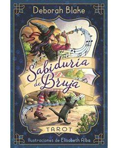 SABIDURIA DE BRUJA TAROT