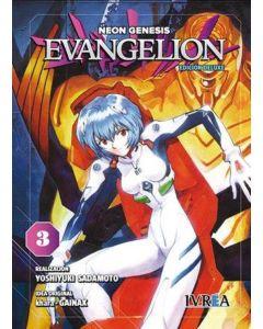 NEON GENESIS EVANGELION EDICION DELUXE VOL 3