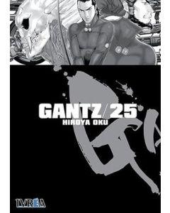 GANTZ VOL 25