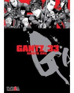 GANTZ VOL 33