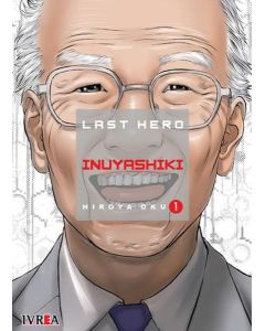 LAST HERO INUYASHIKI VOL 1