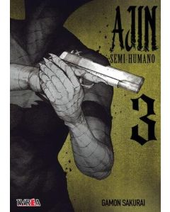AJIN SEMI HUMANO VOL 3