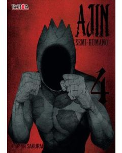 AJIN SEMI HUMANO VOL 4