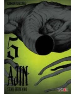 AJIN SEMI HUMANO VOL 5