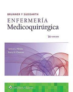 BRUNNER Y SUDDARTH ENFERMERIA MEDICOQUIRURGICA 14 EDICION VOL 1 Y VOL 2
