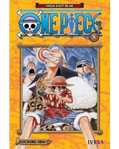 ONE PIECE VOL 8
