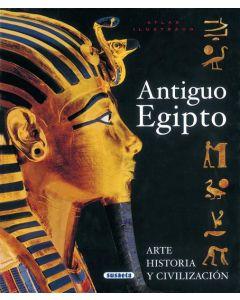 ANTIGUO EGIPTO - ATLAS ILUSTRADO