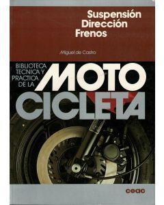 SUSPENSION.DIRECCION.FRENOS MOTOCICLETAS