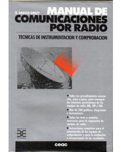 MANUAL DE COMUNICACIONES POR RADIO   TD