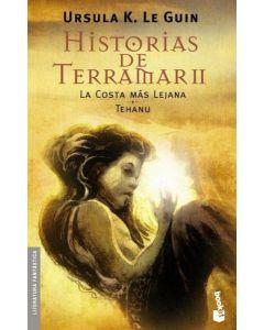 HISTORIAS DE TERRAMAR II. LA COSTA MAS LEJANA. TEHANU
