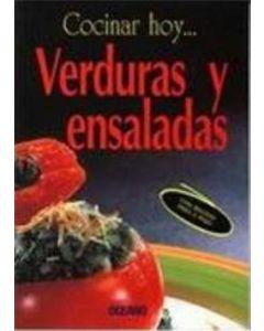 COCINAR HOY...VERDURAS Y ENSALADAS