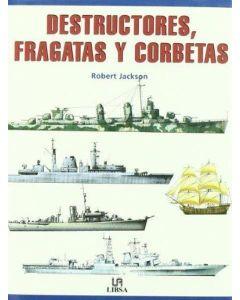 DESTRUCTORES, FRAGATAS Y CORBETAS  TD