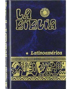 BIBLIA, LA LATINOAMERICANA BOLSILLO TAPA DURA COLOR