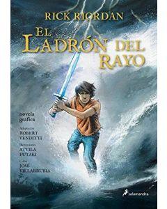 LADRON DEL RAYO, EL. NOVELA GRAFICA
