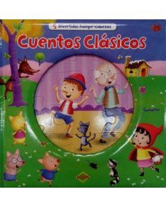 CUENTOS CLASICOS ROMPECABEZAS