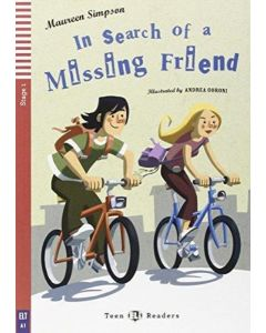 IN SEARCH OF A MISSING FRIEND STAGE 1 ELEMENTARY