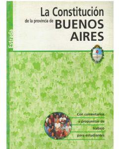 CONSTITUCION DE LA PROVINCIA DE BUENOS AIRES, LA