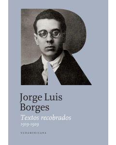 TEXTOS RECOBRADOS I 1919 1929