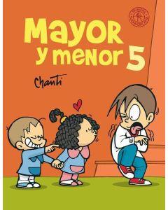 MAYOR Y MENOR 5