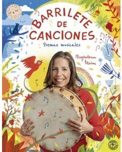 BARRILETE DE CANCIONES POEMAS MUSICALES