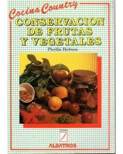CONSERVACION DE FRUTAS Y VEGETALES