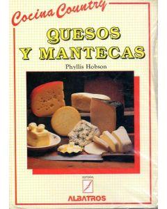 QUESOS Y MANTECAS