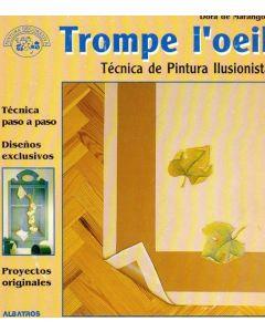 TROMPE L OEIL TECNICA PINTURA ILUSIONISTA