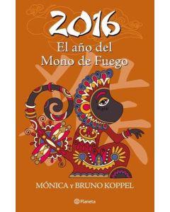 2016 EL AÑO DEL MONO DE FUEGO