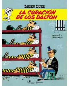 LUCKY LUKE. LA CURACION DE LOS DALTON. VOL 3