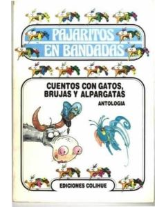 CUENTOS CON GATOS, BRUJAS Y ALPARGATAS
