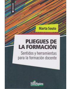 PLIEGUES DE LA FORMACION