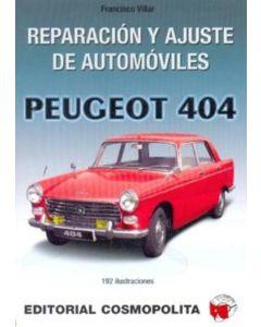 PEUGEOT 404 - REPARACION Y AJUSTE DE AUTOMOVILES