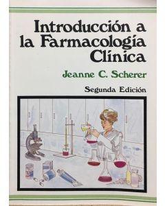 INTRODUCCION A LA FARMACOLOGIA CLINICA- 2DA. EDICION