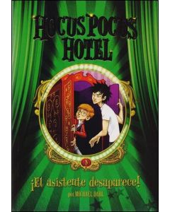 HOCUS POCUS HOTEL 3 EL ASISTENTE DESAPARECE