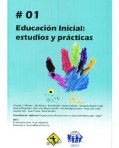 EDUCACION INICIAL 1: ESTUDIOS Y PRACTICAS - LIBRO + DVD