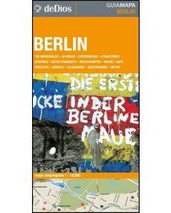 BERLIN. GUIA MAPA