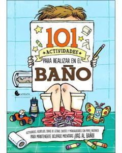 101 ACTIVIDADES PARA HACER EN EL BAÑO