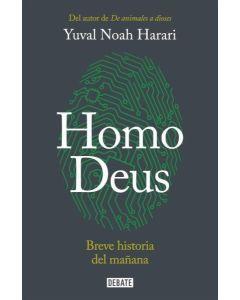 HOMO DEUS BREVE HISTORIA DEL MAÑANA