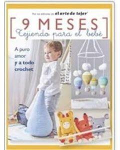 9 MESES TEJIENDO PARA EL BEBE