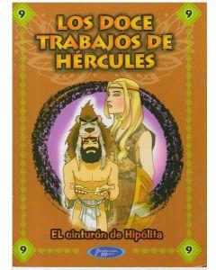 DOCE TRABAJOS DE HERCULES. EL CINTURON DE HIPOLITA