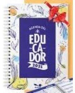 AGENDA DEL EDUCADOR 2021 AZUL