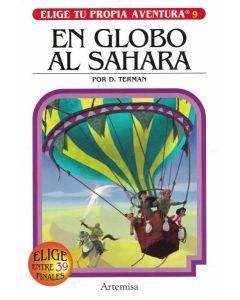 ELIGE TU PROPIA AVENTURA EN GLOBO AL SAHARA 9 TAMAÑO GRANDE